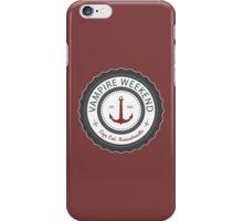 Vampire Weekend // Cape Cod iPhone Case/Skin