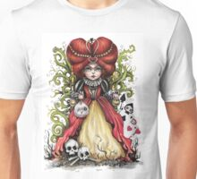 The Red Queen Unisex T-Shirt
