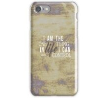 Wait For It iPhone Case/Skin