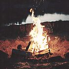 Bonfire by CeruleanSound