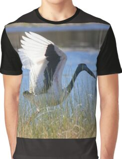 Wings Up Graphic T-Shirt