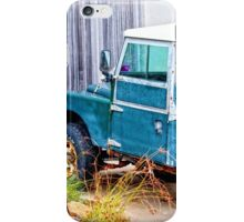 Old Timer iPhone Case/Skin