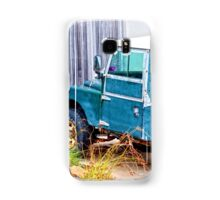 Old Timer Samsung Galaxy Case/Skin