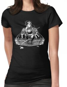 Winya No. 94 Womens Fitted T-Shirt
