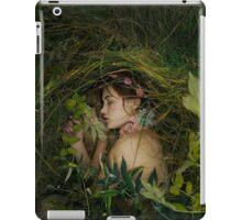 The burial I iPad Case/Skin