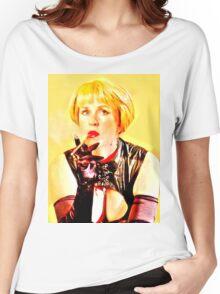 Harsh Madam Women's Relaxed Fit T-Shirt