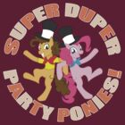 Super Duper Party Ponies! by Novanator