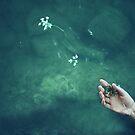 Ophelia's hand by AlexandraSophie