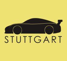 Stuttgart, Porsche by trackography