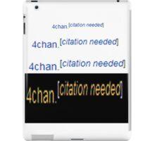 4Chan iPad Case/Skin