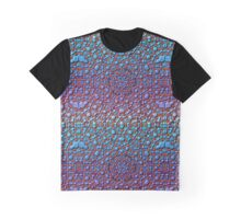Kaleidoscopic tiles Graphic T-Shirt