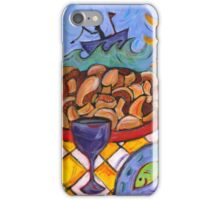 Ligurian Lunch iPhone Case/Skin