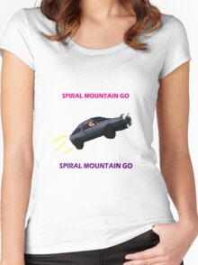 Initial Kazooie Women's Fitted Scoop T-Shirt