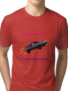 Initial Kazooie Tri-blend T-Shirt