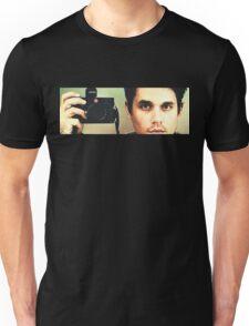 John Mayer: Photographer Unisex T-Shirt