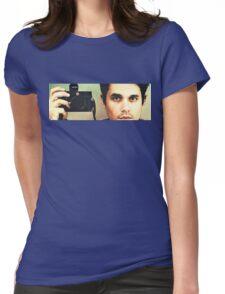 John Mayer: Photographer Womens Fitted T-Shirt