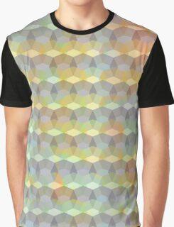 Geometric Pattern Graphic T-Shirt