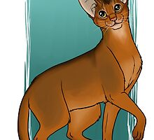 Abyssinian by Mithmeoi