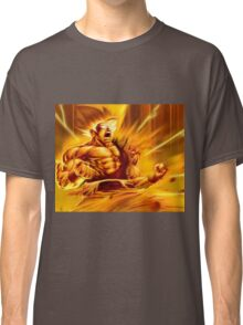 Goku's Fury Classic T-Shirt