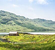 Loch Arklet   Scotland by 29Breizh33