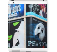 Broadway iPad Case/Skin