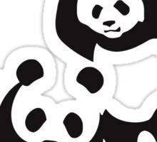 panda wwf Sticker
