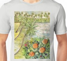 Healing flower of Rugmini Unisex T-Shirt