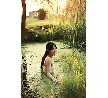 In the lake Photographic Print