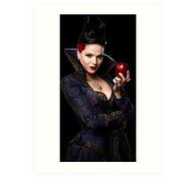 Lana Parrilla- Apple Art Print