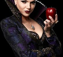 Lana Parrilla- Apple by regal-love