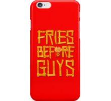 Fryborn iPhone Case/Skin