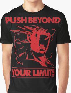 super saiyan majin vegeta - RB00226 Graphic T-Shirt