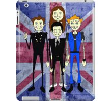 The Young Ones inspired design iPad Case/Skin