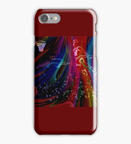 MJ : Learning To Fly iPhone Case/Skin