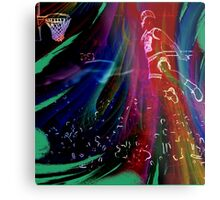 MJ : Learning To Fly Metal Print