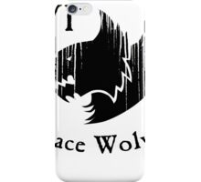 Space Wolves 1 iPhone Case/Skin