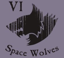 Space Wolves 1 by Dumoque