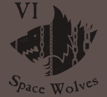 Space Wolves 2 by Dumoque