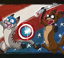 Marvel Dorks by Mithmeoi