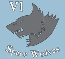 Space Wolves 4 by Dumoque