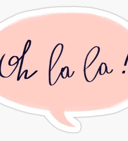 Paper Doll - Oh La La ! Sticker