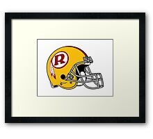 redskin Framed Print