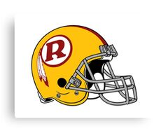 redskin Canvas Print