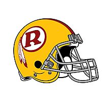 redskin Photographic Print