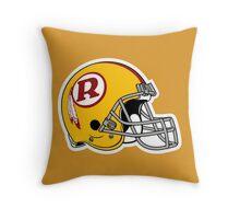 redskin Throw Pillow