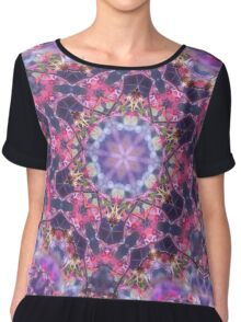 Kaleidoscope Spring Chiffon Top