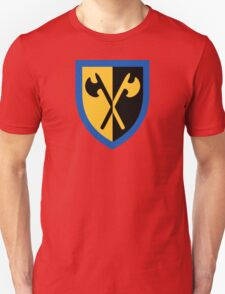 LEGO Crusaders' Axes Unisex T-Shirt