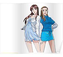 Mako Sato Poster