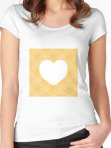 Eastern Heart Women's Fitted Scoop T-Shirt