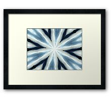 Kaleidoscope Air Framed Print